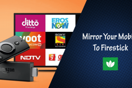 Mirror Cast Your Phone Firestick
